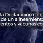 Alineamiento regulatorio global de los medicamentos y vacunas contra el COVID-19