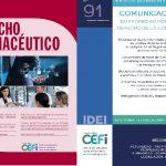 Publicados dos nuevos números de las revistas CEFI